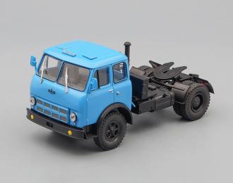 МАЗ 504В седельный тягач (1970-1977), синий