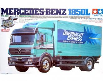 Сборная модель Радиоуправляемый грузовик Mercedes-Benz 1850L