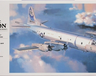 Сборная модель Американский патрульный самолет Lockheed P-3C Orion