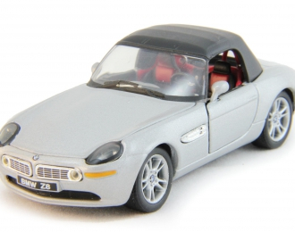 BMW Z8 Roadster Soft Top, silver