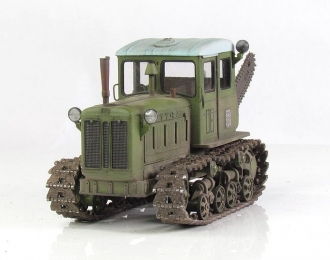 Т-74 поздний (зеленый с барой)