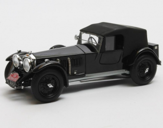 INVICTA 4.5 S-Type Low Chassis #115 D.Healey 2 место Rally Monte Carlo 1932