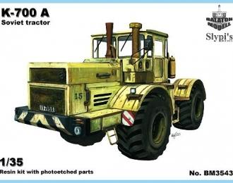 Сборная модель Трактор К-700А Кировец
