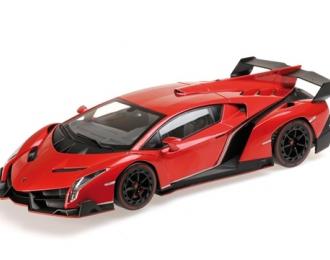 Lamborghini Veneno (met. red)