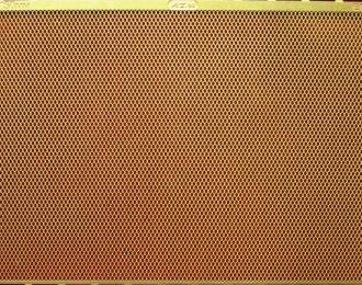 Фототравление Сетка рабица (50х80мм)