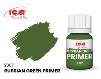 Грунтовка Русский зеленый / Russian Green 17 мл.