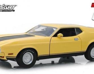 "FORD Mustang Mach 1 ""Eleanor"" 1973 Yellow (из к/ф ""Угнать за 60 секунд"")"