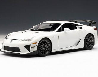 LEXUS LFA Nurburgring PACKAGE, WHITEST WHITE