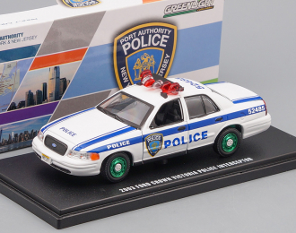 """FORD Crown Victoria """"Port Authority of New York & New Jersey Police"""" 2003 (Greenlight!)"""