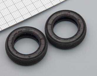 Резина МИ-166 (масштаб 1:24), цена за шт.