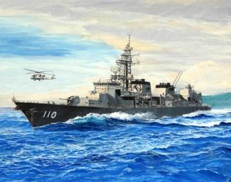 Сборная модель Японский эсминец TAKANAMI