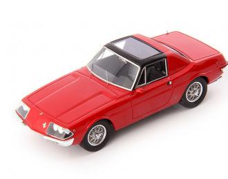 Ferrari 330 GTC Zagato, red, Italy, 1967