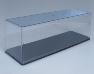 Бокс SSM большой (32x10.5x10.5 см), прозрачный