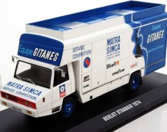"BERLIET Stradair Race Transporter ""Gitanes Matra Simca"" 1974"