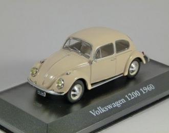 VOLKSWAGEN 1200 1960 Beige