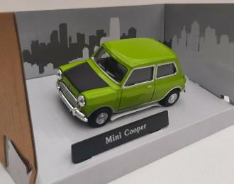 MINI Cooper из т/с Мистер Бин (Mr. Bean)