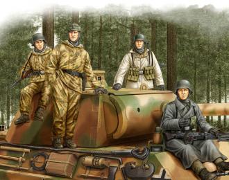 Сборная модель Немецкие панцер-гренадеры №2