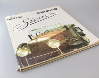Книга Simson - Autos aus Suhl. Ewald Daehl
