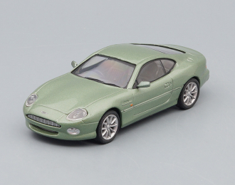 ASTON MARTIN DB7, green metalic