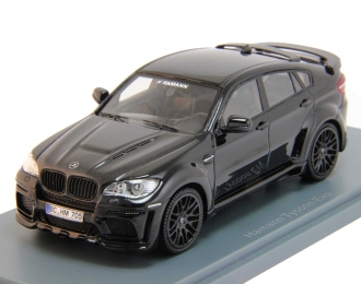 BMW X6M Hamann Tycoon Evo (2011), black met / dark anthracite