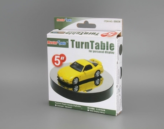 TurnTable for personal display 125 mm