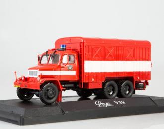 Praga V3S пожарный штаб (1967)