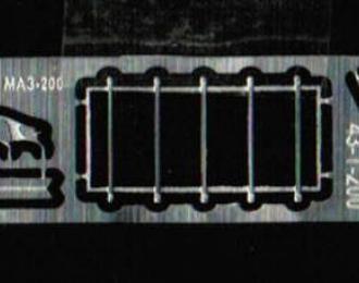 Фототравление Набор для МАЗ 200
