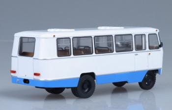 Г1А1-02 Кубань автобус, белый с голубым