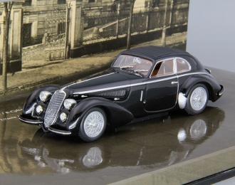 ALFA ROMEO 8C 2900 B Lungo (1938), black