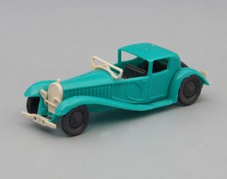 BUGATTI (1930), green