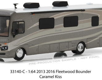 кемпер FLEETWOOD Bounder 2016 Caramel Kiss