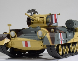 Mk III. Valentine, ТАНКИ Легенды Мировой бронетехники 16