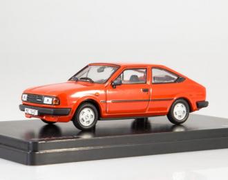 SKODA Rapid 136 (1987) red