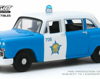 "(Уценка!) CHECKER Marathon ""City of Chicago Police Department"" 1961"