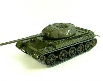 Т-44, Боевые Машины Мира 18
