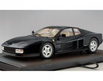 Ferrari Testarossa 1989 (black)