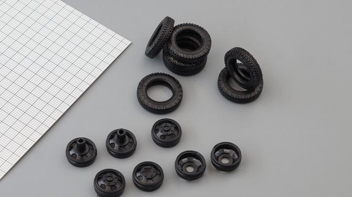 Резина, диски для Горький 51, компл. из 7 колес