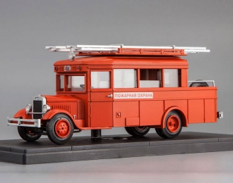 ЗИС 8 Пожарная охрана