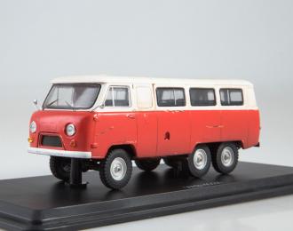 УАЗ-452К 6x6 (со следами эксплуатации)