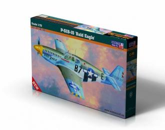 Сборная модель Самолет P-51 B-15 Bald Eagle