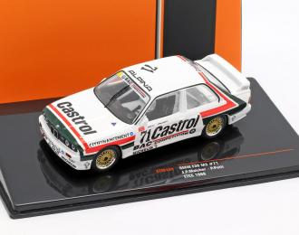 """BMW M3 (E30) #71 """"Castrol"""" J.P.Malcher/P.Petit ETCC 1988"""