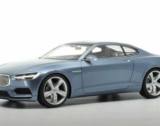 Volvo Concept Coupe 2013 серый