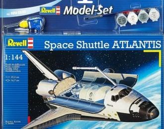 Сборная модель Космический шатл Атлантис (Подарочный набор)