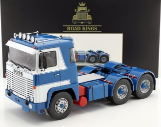 Scania LBT141 1976 Blue/White