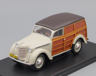 МОСКВИЧ 400-422, Легендарные Советские Автомобили 67