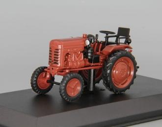 ДТ-14, Тракторы 89, коричневый