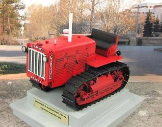Сталинец С-65 выставочный красный