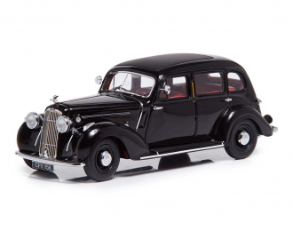 Humber Snipe Saloon - 1938 with 3 side windows (black)