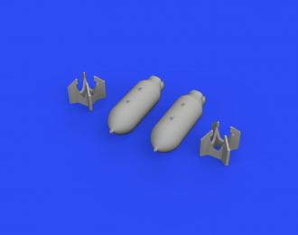 Дополнение к модели US 1000lb бомбы