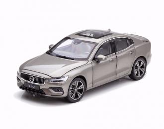 VOLVO S60 T5 2020 grey metallic